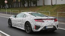 2015 Honda/Acura NSX spy photo
