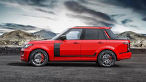 Range Rover pickup by Startech
