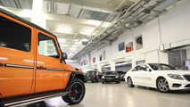 Mercedes-Benz G63 AMG Crazy Color Edition