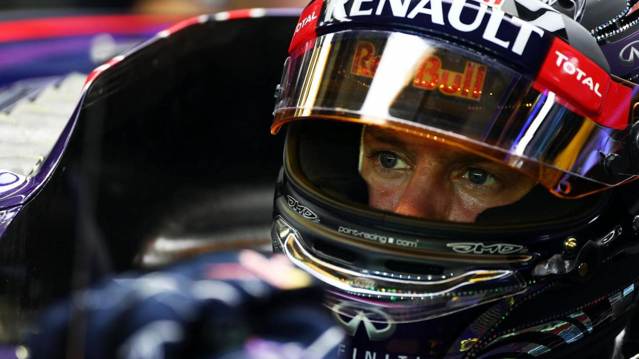 Sebastian Vettel (GER), 19.09.2014, Singapore Grand Prix, Singapore / XPB