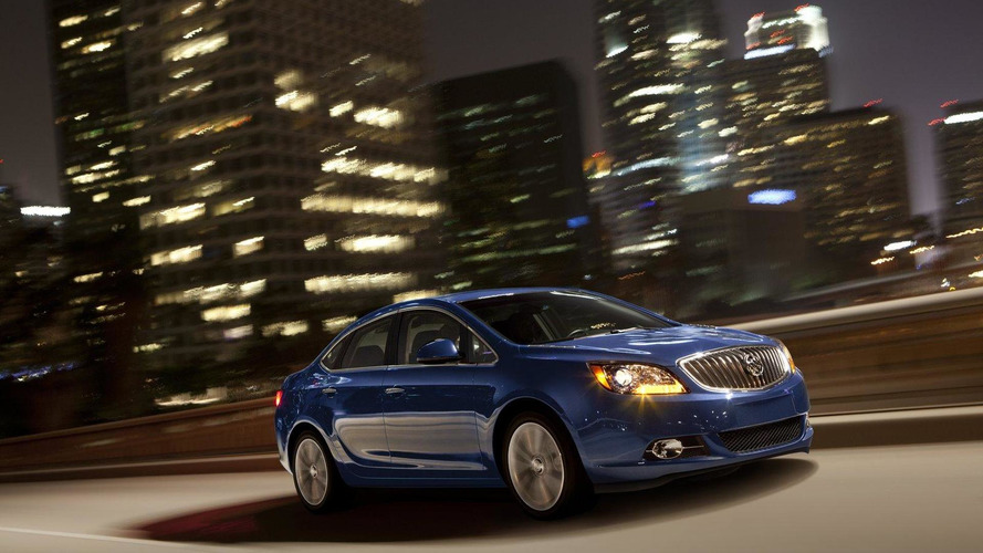 2013 Buick Verano Turbo starts from $29,990