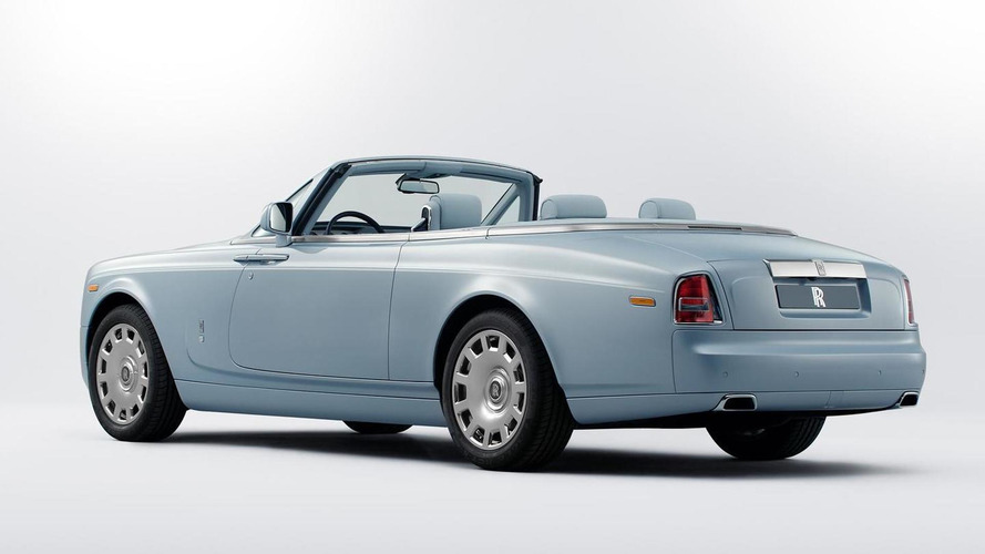 Rolls-Royce celebrates art deco movement with special Phantom and Ghost versions