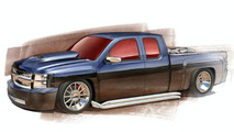 Chevy Orange County Choppers Silverado Concept