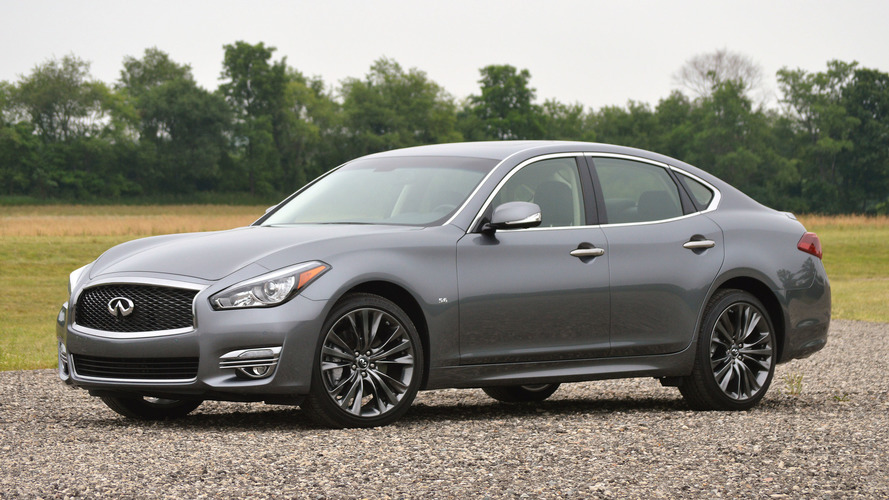 Review: 2016 Infiniti Q70 5.6 AWD