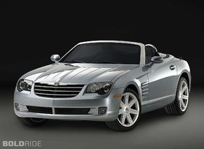 Chrysler Crossfire Roadster