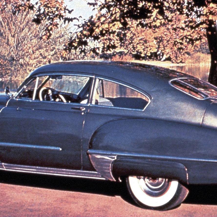 Cadillac Coach 2-Door