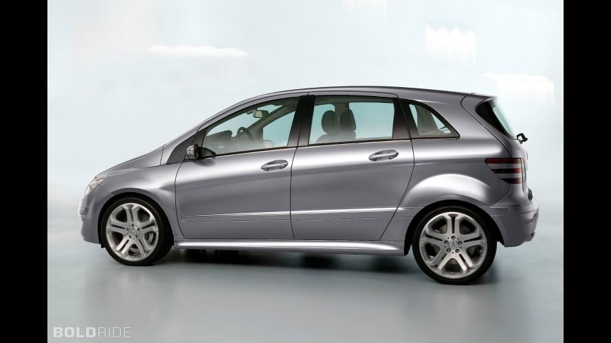 Mercedes-Benz Compact Sports Tourer Vision B Concept