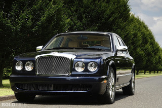 Bentley Arnage Blue Train Series