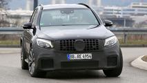 Mercedes-AMG GLC63 casus fotoğrafları