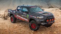 Toyota Tacoma TRD Pro Race Truck