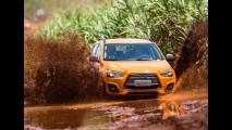 Avaliação: aceleramos o novo Mitsubishi ASX Outdoor num rali