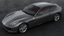 Ferrari 70th Anniversary Livery Number #17