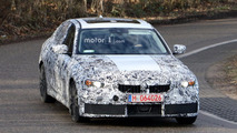 2018 BMW 3 Series M Sport spy photo