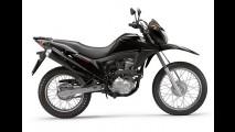 Honda NXR 160 Bros ganha versão de entrada por R$ 9.950