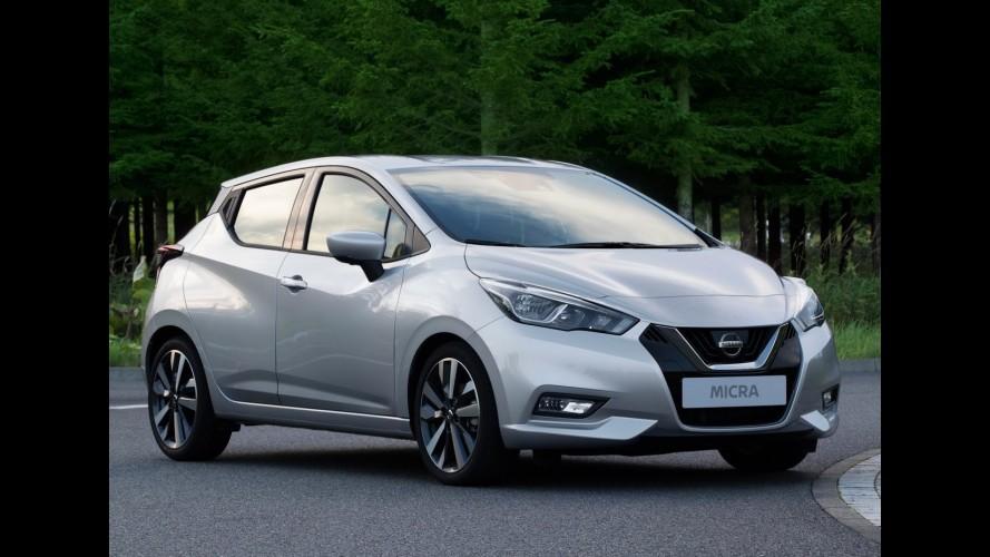 Nissan March 2017: veja detalhes da nova geração do compacto em vídeo
