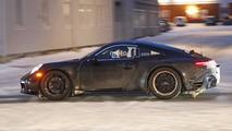 2019 Porsche 911 spy shot