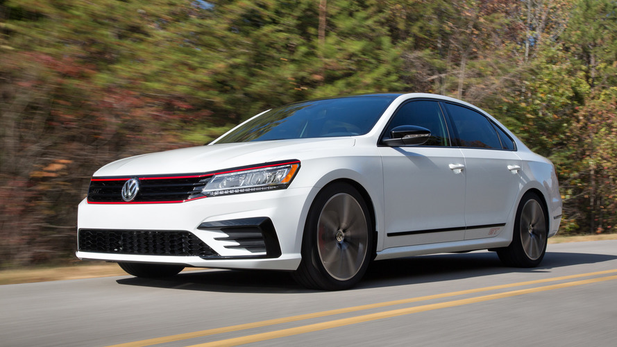2018 VW Passat GT Coming To U.S. With Sporty Credentials
