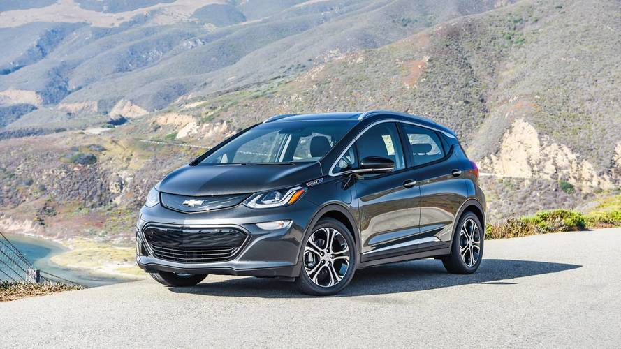 Next-Generation Chevy Bolt Coming In 2025
