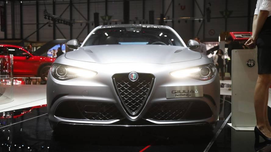 Alfa Romeo en el salón de Ginebra 2018