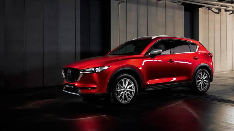 Mazda lance une série spéciale Urban Design