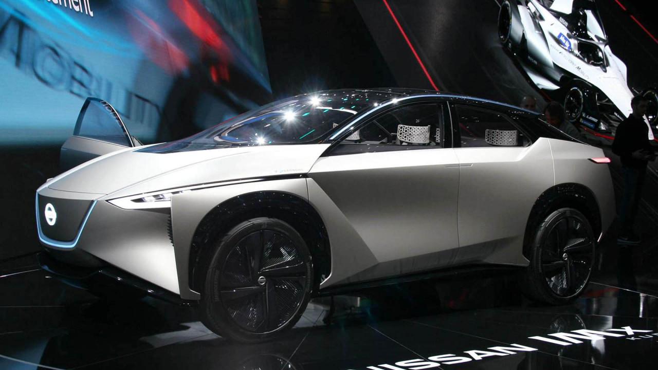 Flop (Roland Hildebrandt): Nissan IMx Kuro