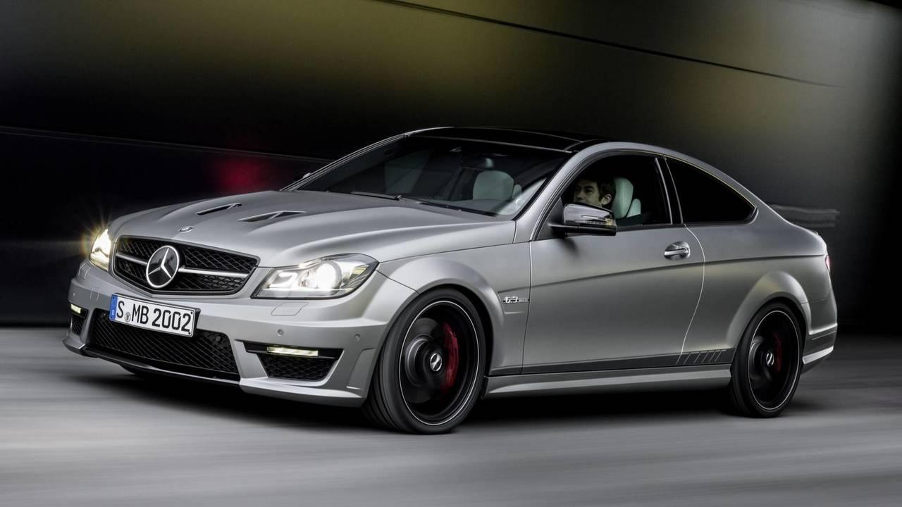 Mercedes-AMG C 63 Edition 507