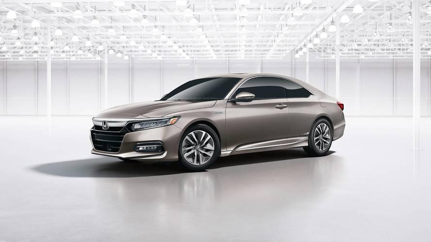 Honda Accord Wagon / Coupe Rendering