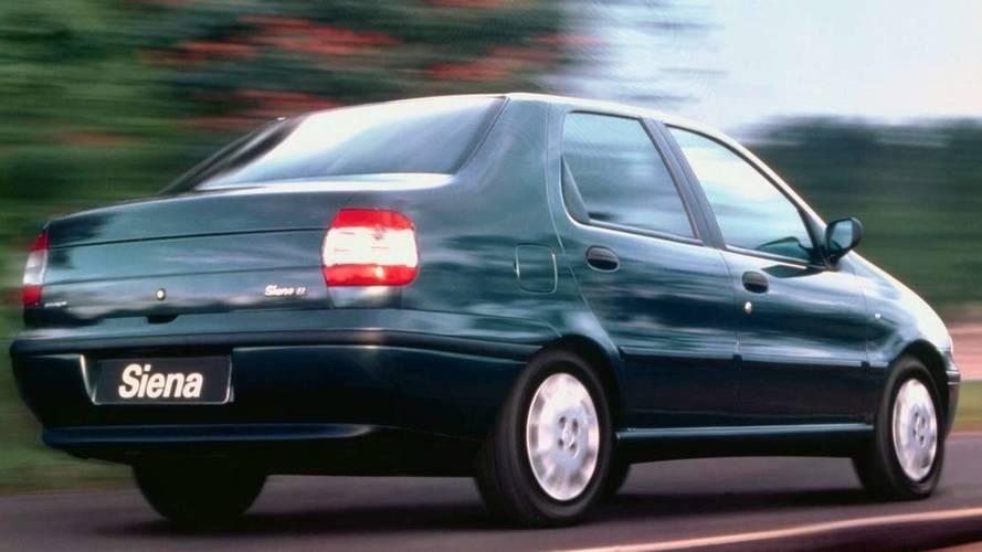 #TBT Motor1.com - Os sedãs compactos da Fiat antes do Cronos