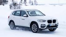 BMW iX3 casus fotoğraflar