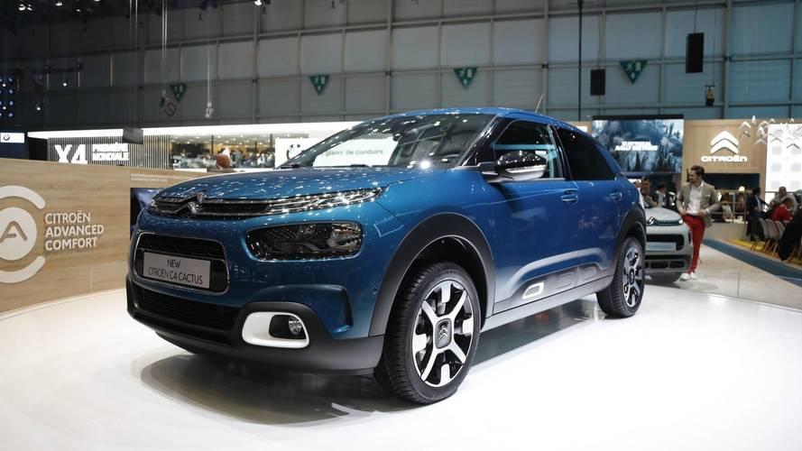 Citroën au salon de Genève 2018