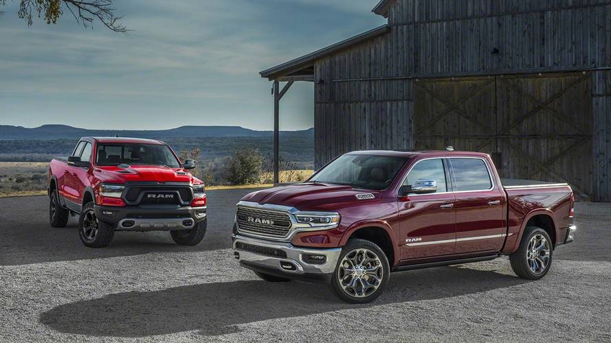 Ram Pickup Has Amerigasm In First Commercial For 2019 Model