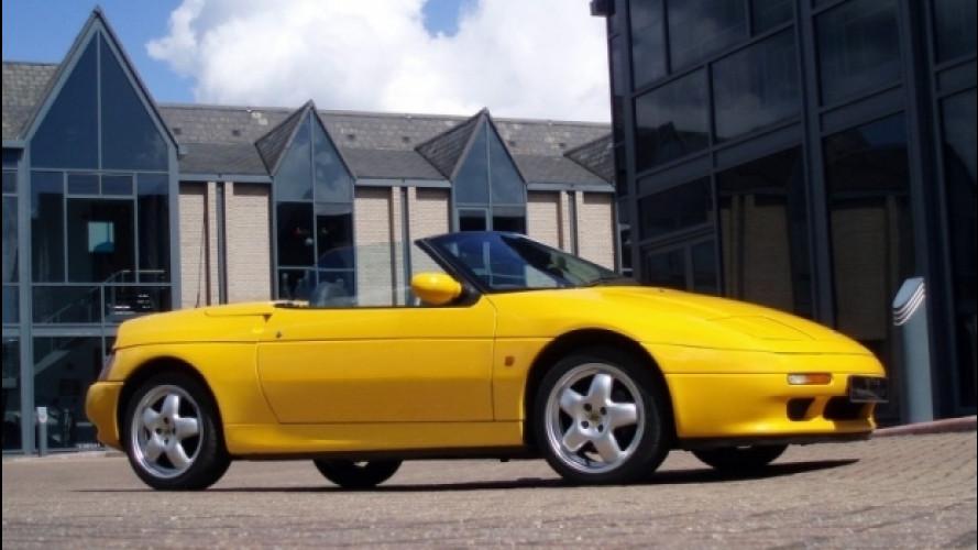Lotus Elan M100, quella