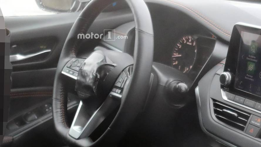 2019 Nissan Altimat Interior Spy Photos