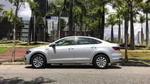 VW Virtus 1.6 MSI - Teste BR