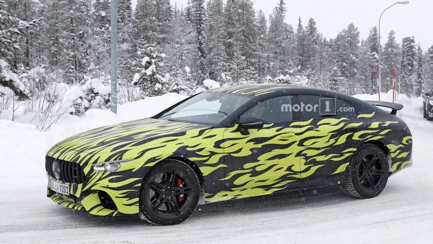 4 kapılı Mercedes-AMG GT'nin tam ismi böyle olabilir