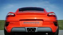 Rinspeed Imola: Based on Porsche Cayman