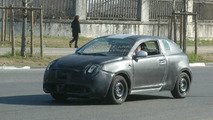 New Alfa Romeo 149 Junior spied on the street
