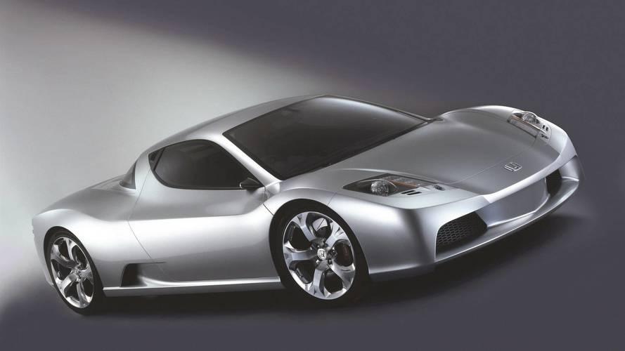 2003 Honda HSC konsepti