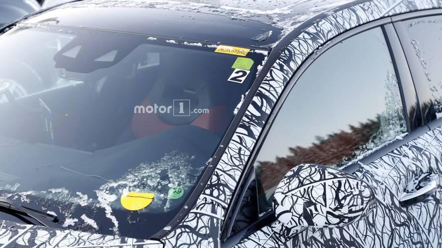 Photos espion - Mercedes Classe A Hybride Plugin