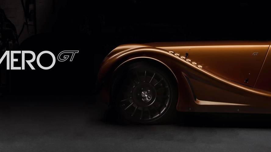 Teaser - Morgan Aero GT, ou l'Aero 8 ultime