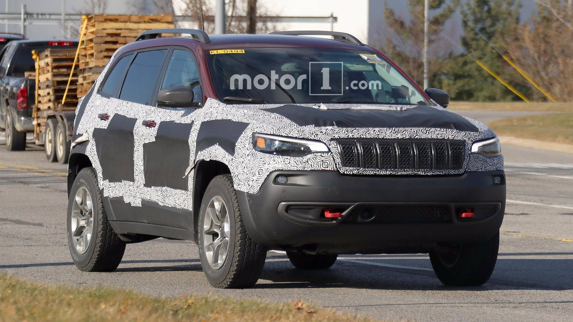 2019 Jeep Cherokee First Drive All Around Upgrade