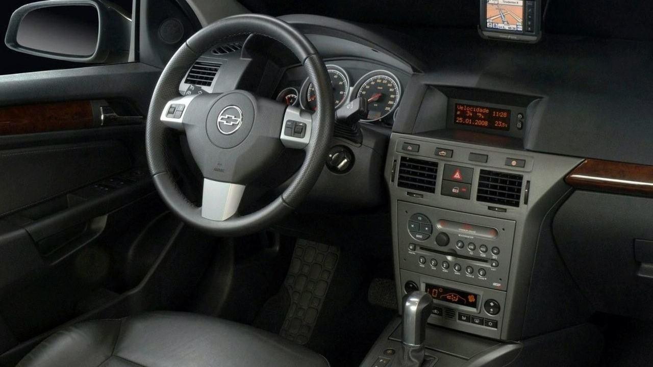 Chevrolet Vectra Elite 2.0