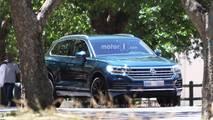 9- Volkswagen Touareg