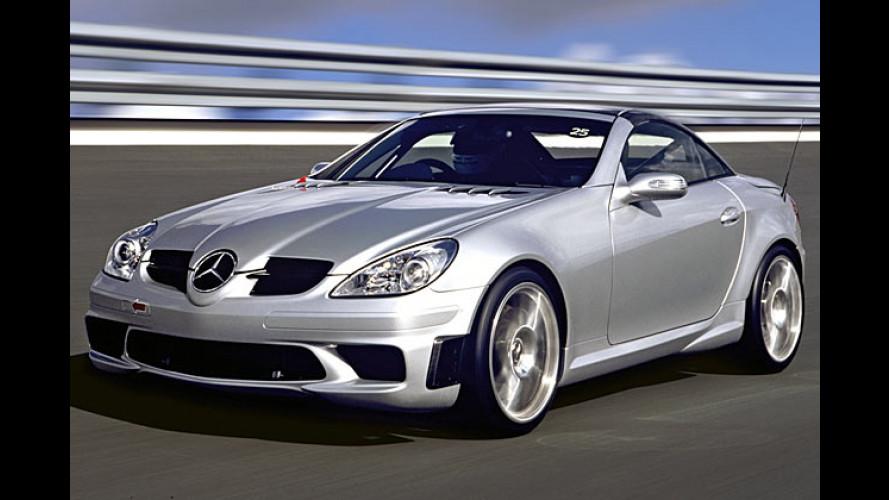 Mercedes-AMG entwickelt puristisch-sportlichen SLK 55 AMG