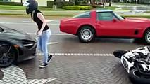 McLaren 720S Road Rage Incident