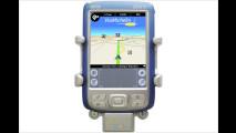 Navigieren mit dem PDA