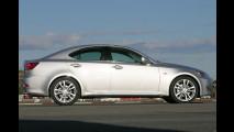 Lexus IS 250: Nippon-3er