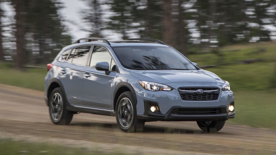 Subaru Cross Track >> 2018 Subaru Crosstrek First Drive: How The West Was Fun