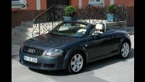 Audi: Mehr Leistung für TT