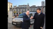 Renault Kangoo Express Z.E. al comune di Brescia